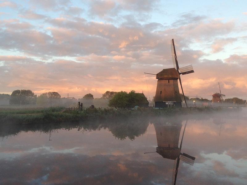 Alkmaar windmolen wmo raad